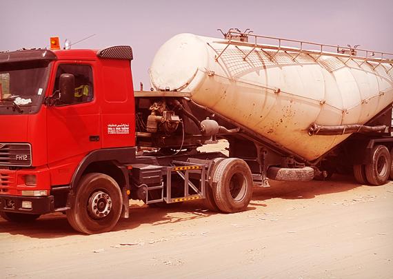 Shuaa Al Shams Transport | Sajja Industrial Area | Sharjah
